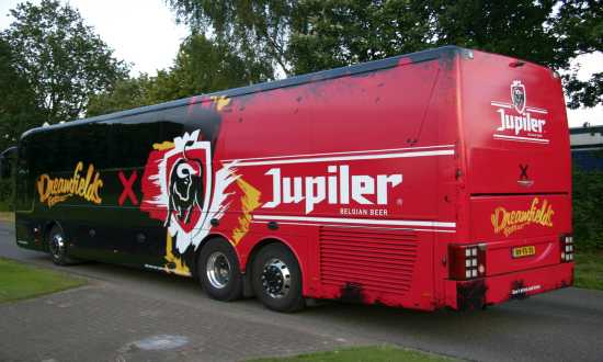 Partybus Roosendaal