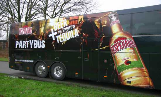 Partybus Barneveld