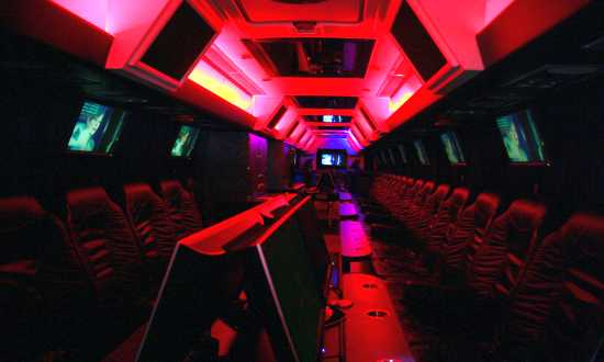 Partybus Rotterdam