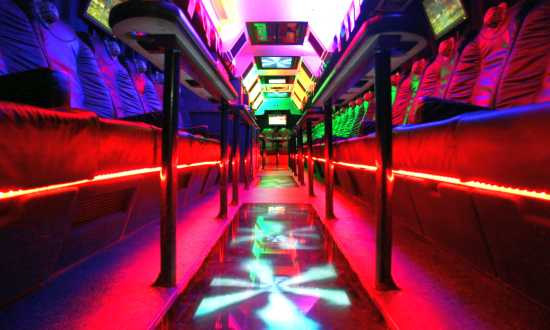 luxe partybus the experience